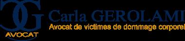 Carla Gerolami, avocat de victimes de dommage corporel