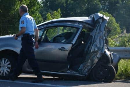 Enquête gendarme accident route pour indemnisation dommage corporel