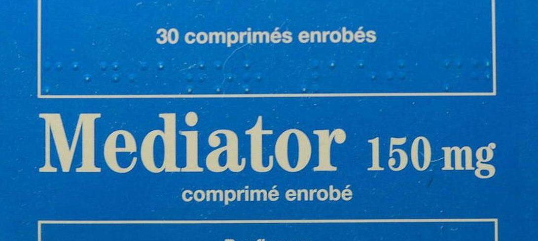 Boîte de comprimés Mediator (Benfluorex) dont les victimes demandent indemnisation de leurs préjudices